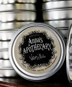 Natural Sunscreen salve Anna's Apothecary