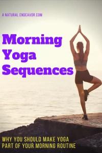 Yoga Morning Sequences
