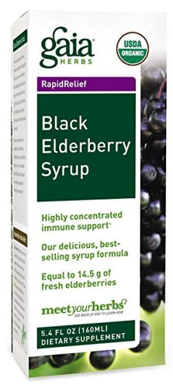 naturally boost your immune system with elderberry