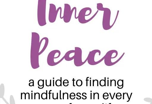 mindful living ebook