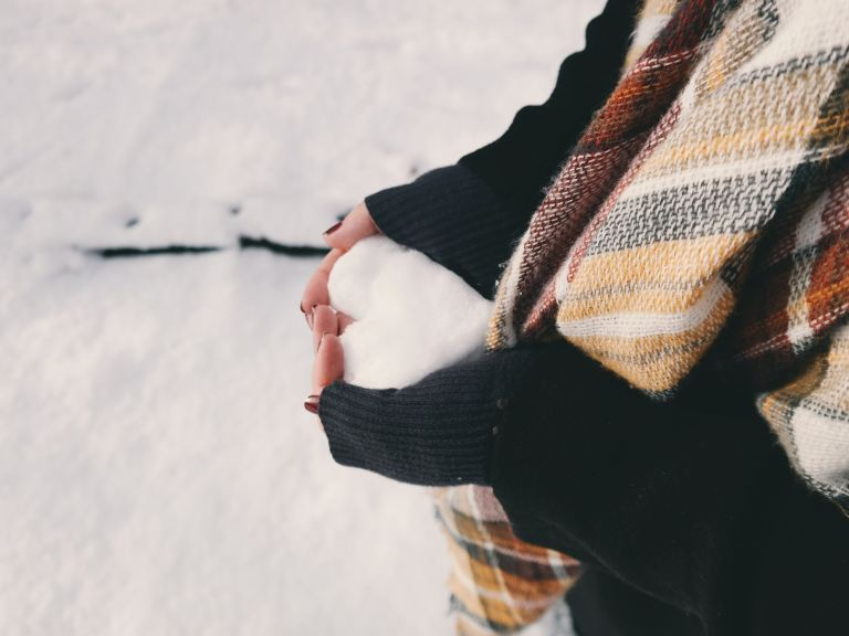 winter self care, hygge