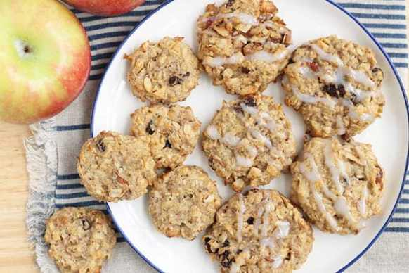 Yummy Toddler Food, apple cookies