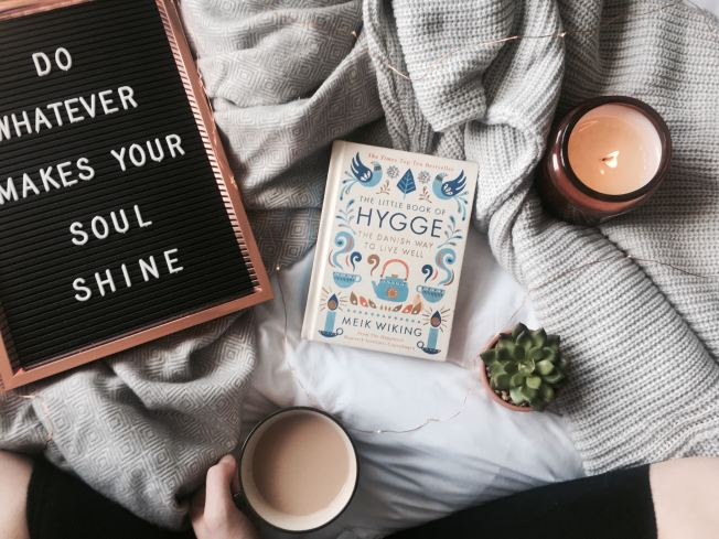 How to use Hygge, Winter Self Care