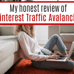 honest review of pinterest traffic avalanche by create and go