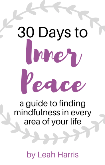 30 Days to Inner Peace, emotional health ebook