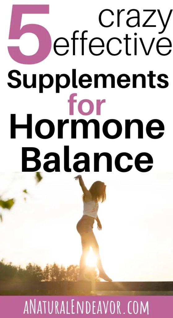 Hormone Balancing herbs