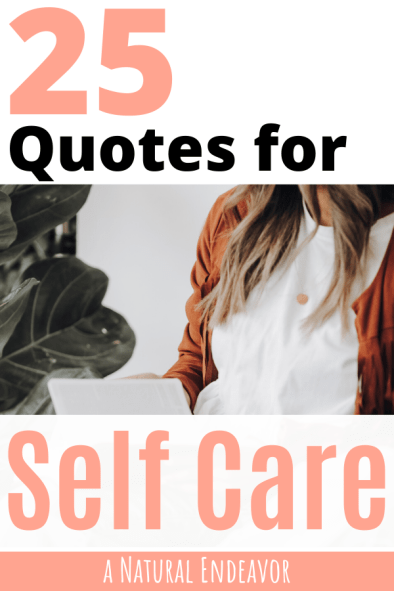 25 self care quotes for having a bad day