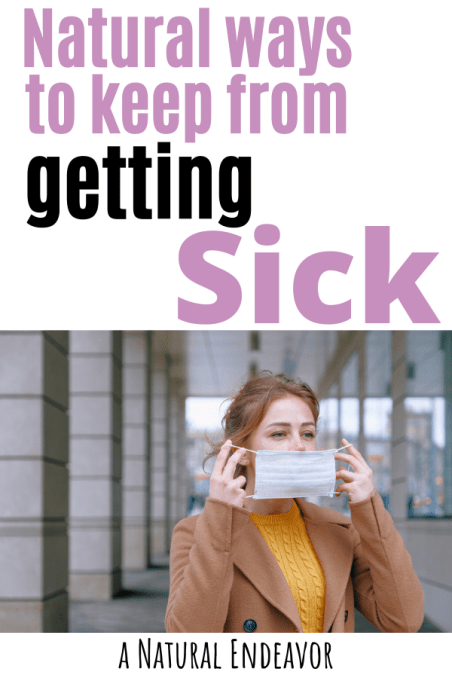 How to not get sick