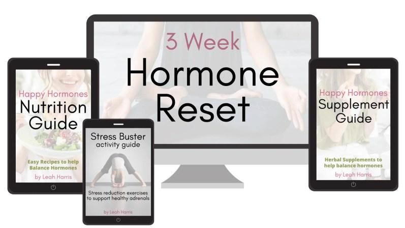 3 Week Hormone Reset kit