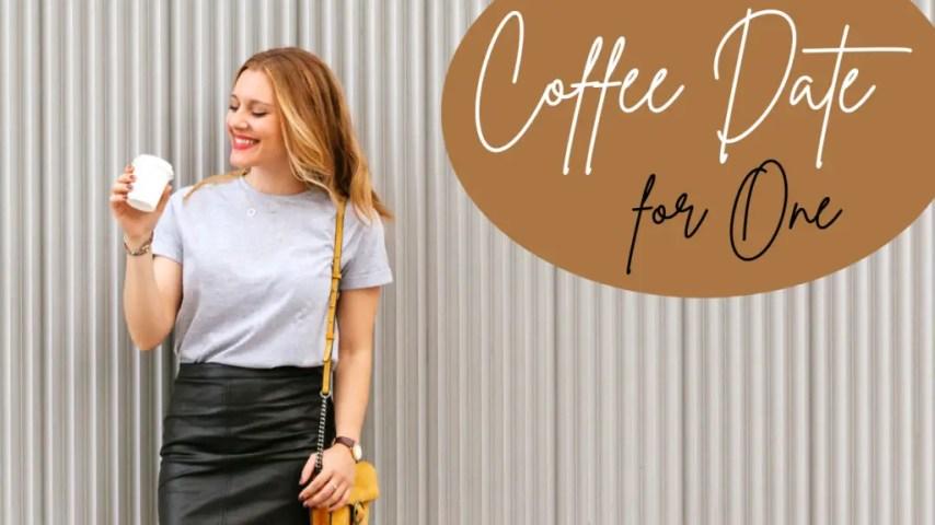 coffee self date ideas