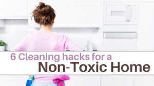 cleaning hacks for a healthy home