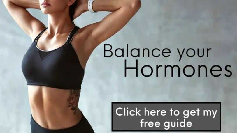 balanced hormones