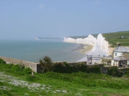 White Cliffs, 7 Sisters, Brighton UK