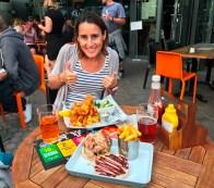 Helsinki Aussie Bar Fish n Chips