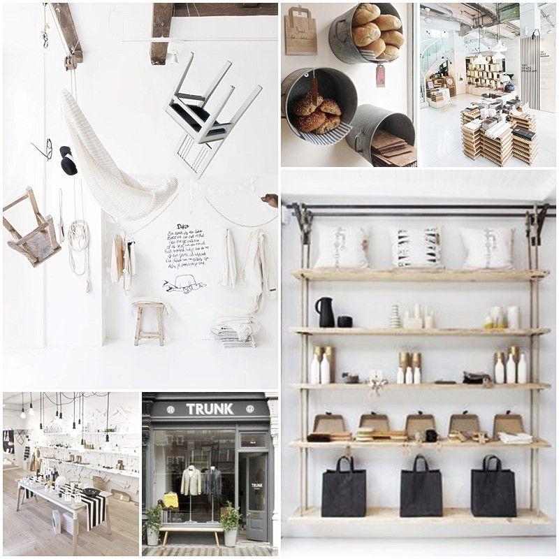 escaparatismo y showroom interiorismo comercial por Ana Utrilla