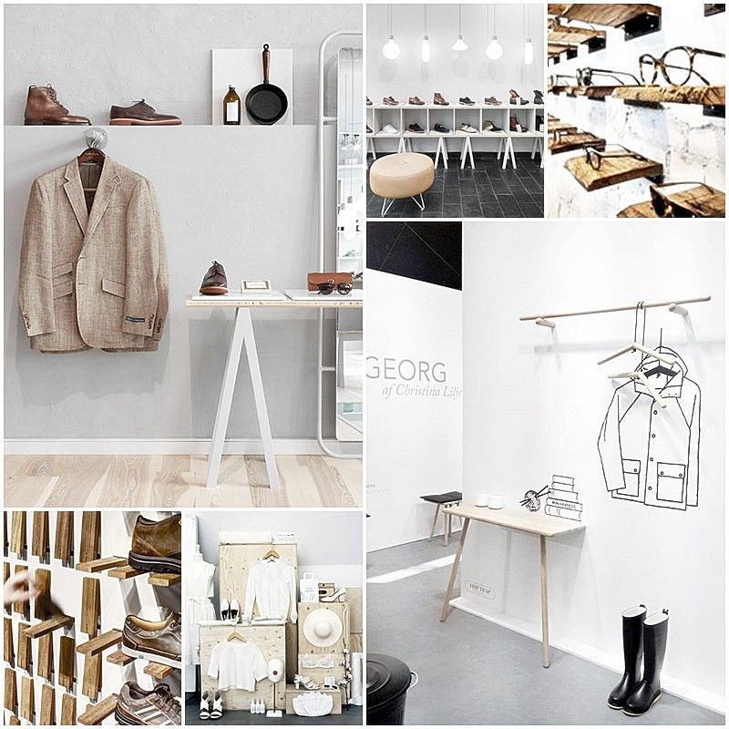 Visual merchandising interiorismo comercial por Ana Utrilla