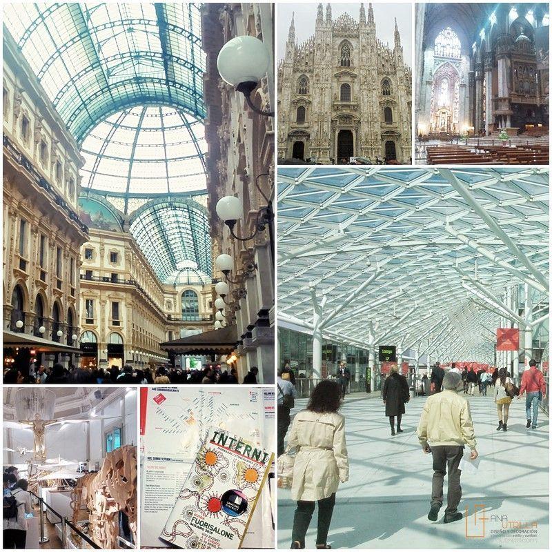 Salon del mobile Milan 2015 por Ana Utrilla Diseño de Interiores