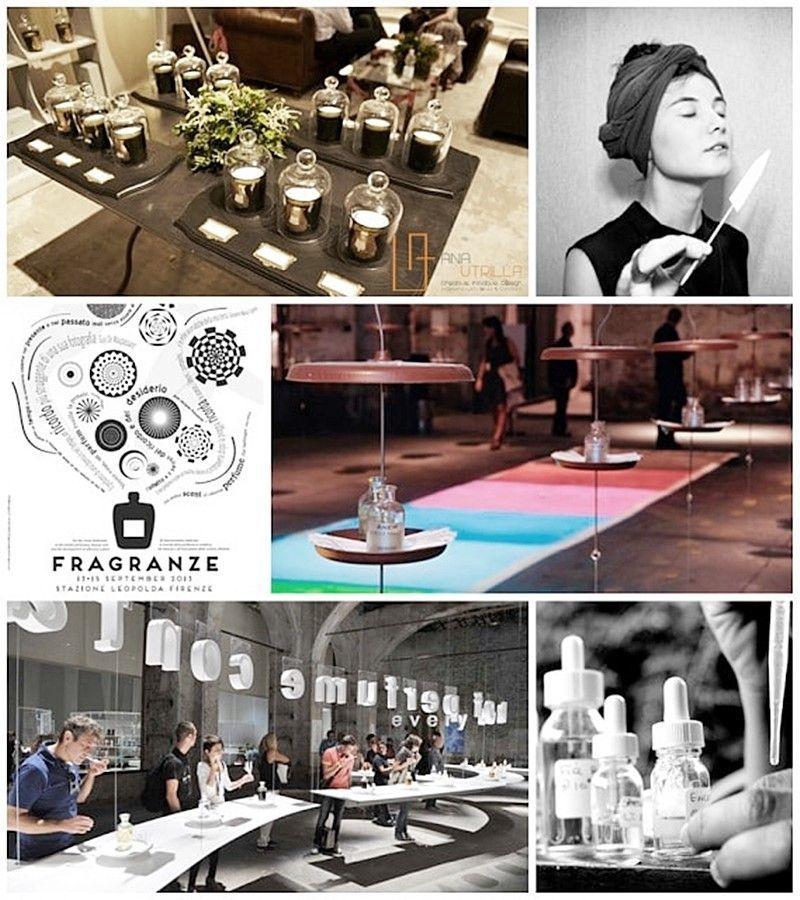Pitti Fraganze perfumes nicho proyecto de interiorismo Ana Utrilla