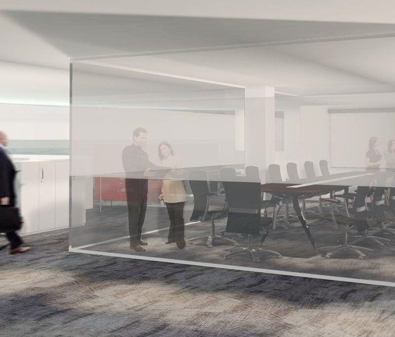 Infografías 3D o renderizado de oficinas