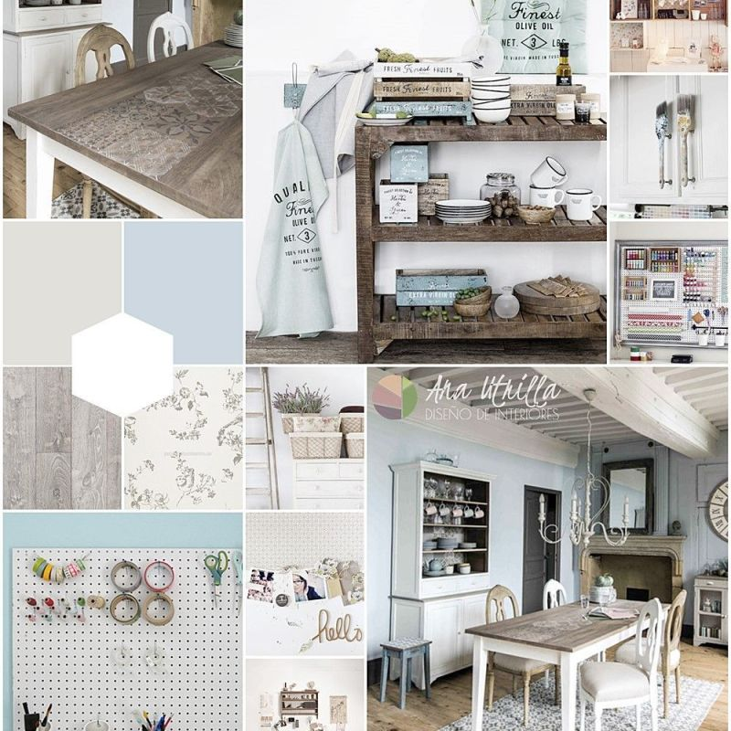 Diseño de interiores: Local Scrapbooking