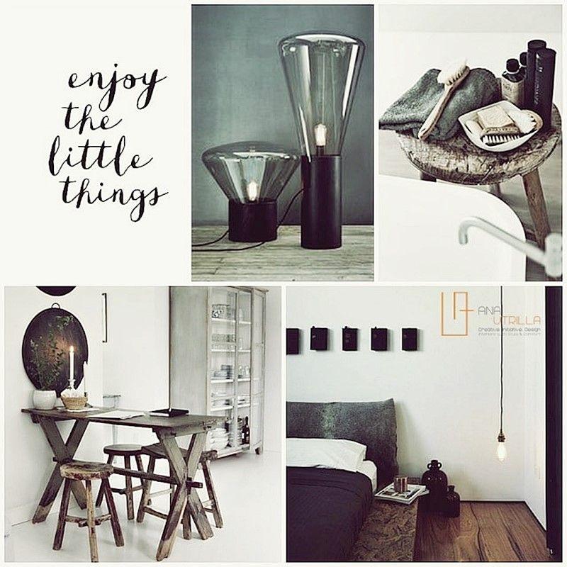 Espacios rústicos acogedores y cálidos para tu vivienda por Ana Utrilla
