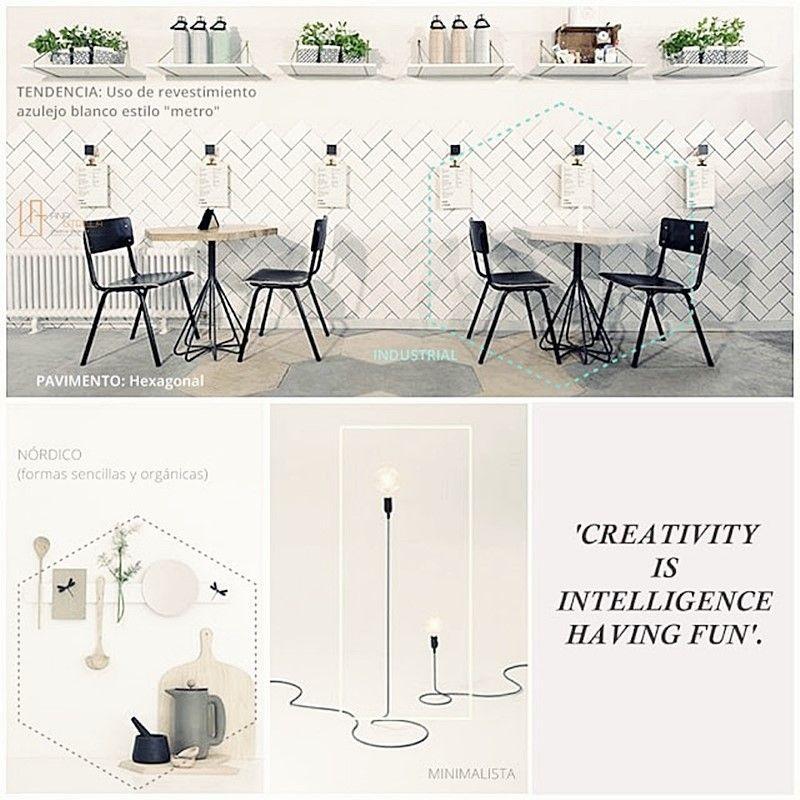 Espacios minimalistas e industriales para tu negocio por Ana Utrilla