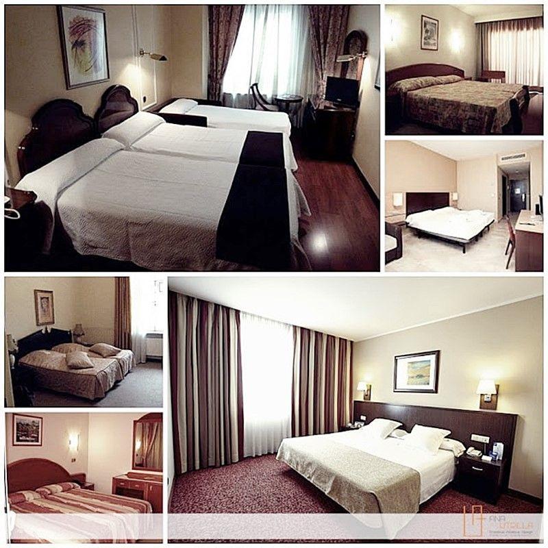Habitaciones standar de hotel