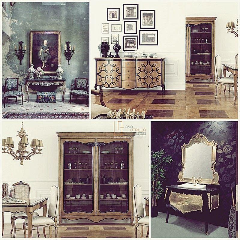 Decora tu hogar con estilo clásico por Ana Utrilla Diseño de Interiores Online