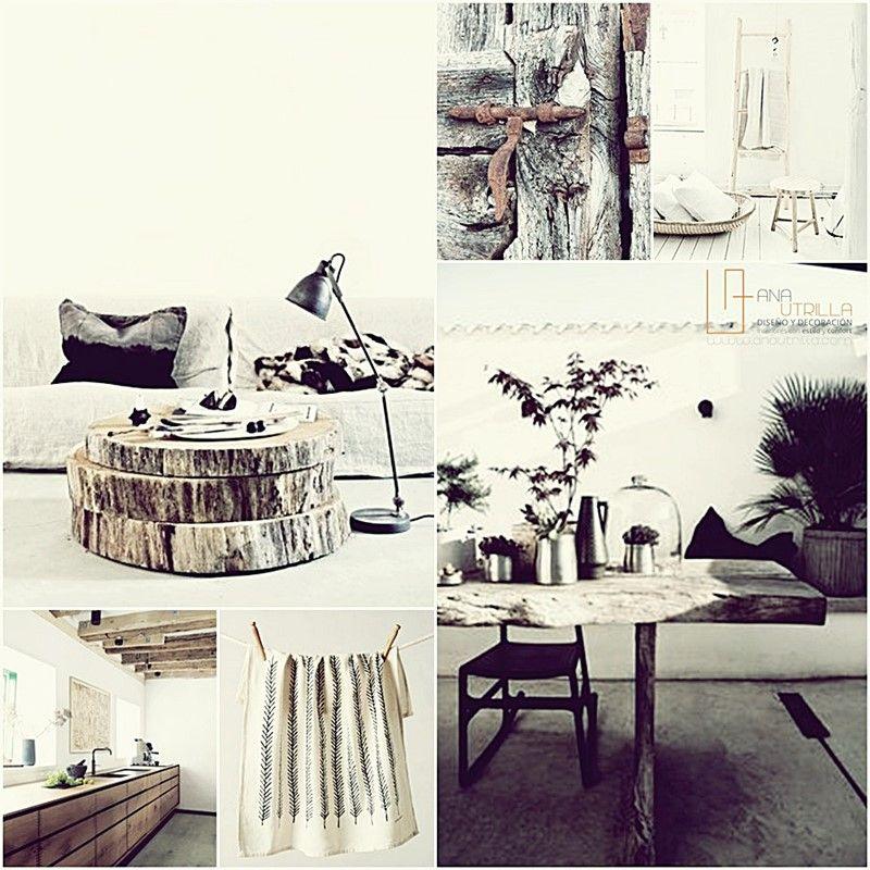 Elementos rústicos para decorar tu casa sin perder el estilo y la funcionalidad