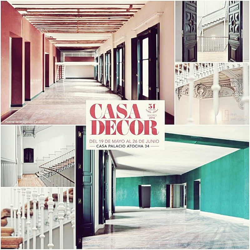 CasaDecor 2016 en Madrid por Ana Utrilla Interiorismo
