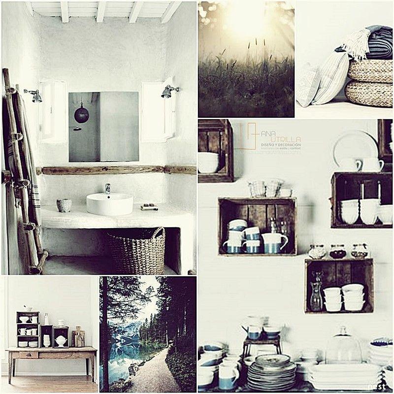 Decora tu casa con estilo rústico ideas para lograr una decoración de interiores de casa rural