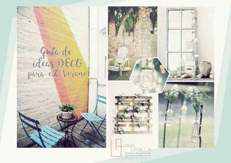 Guía de ideas para decorar en verano tu casa