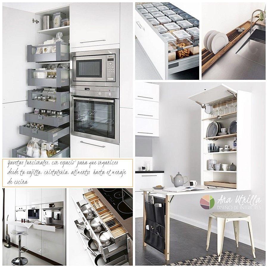 Cómo decorar de forma funcional mi cocina