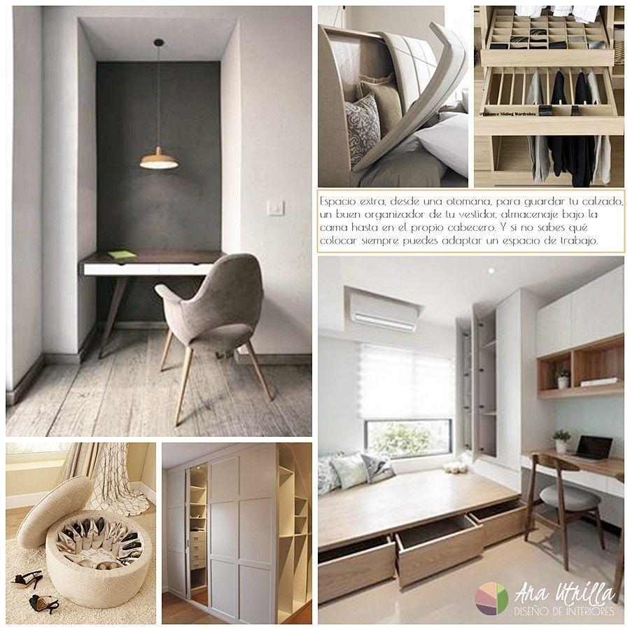 Cómo decorar habitaciones de manera funcional