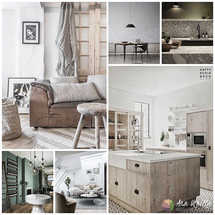 Mi inspiración e influencias en decoración de interiores por Ana Utrilla