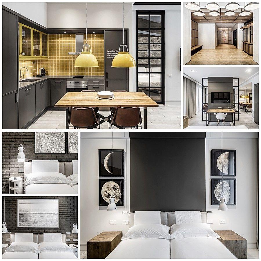 Midtown Apartamento en Barcelona, interiorismo por Rosa Roselló