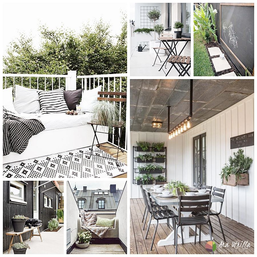 Consejos para decorar tu terraza este verano de estilo industrial