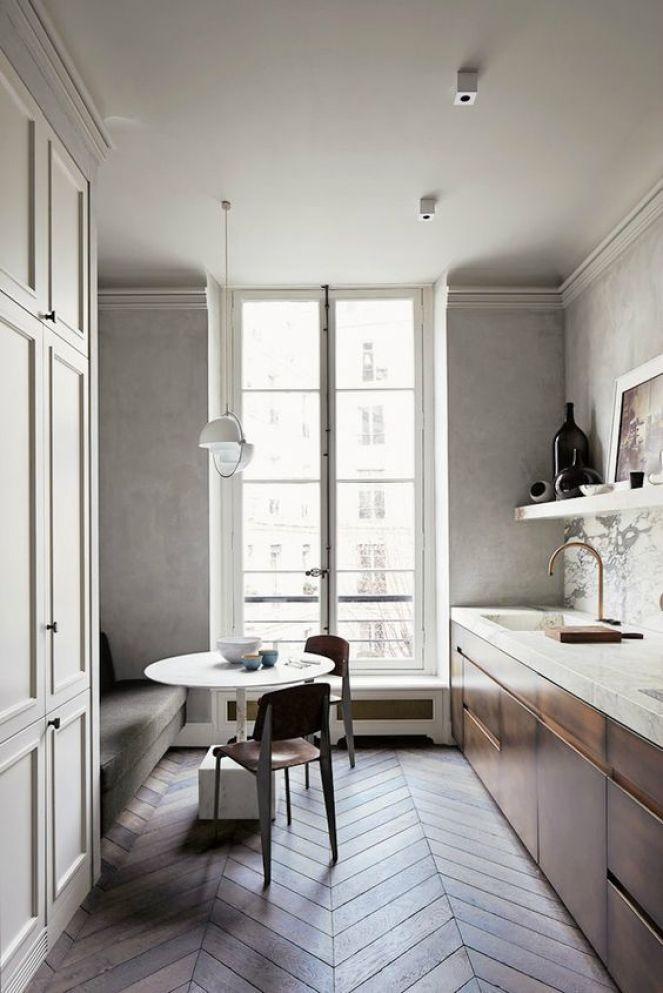 Diseño de cocinas de estilo minimalista elegantes sofisticadas y funcionales