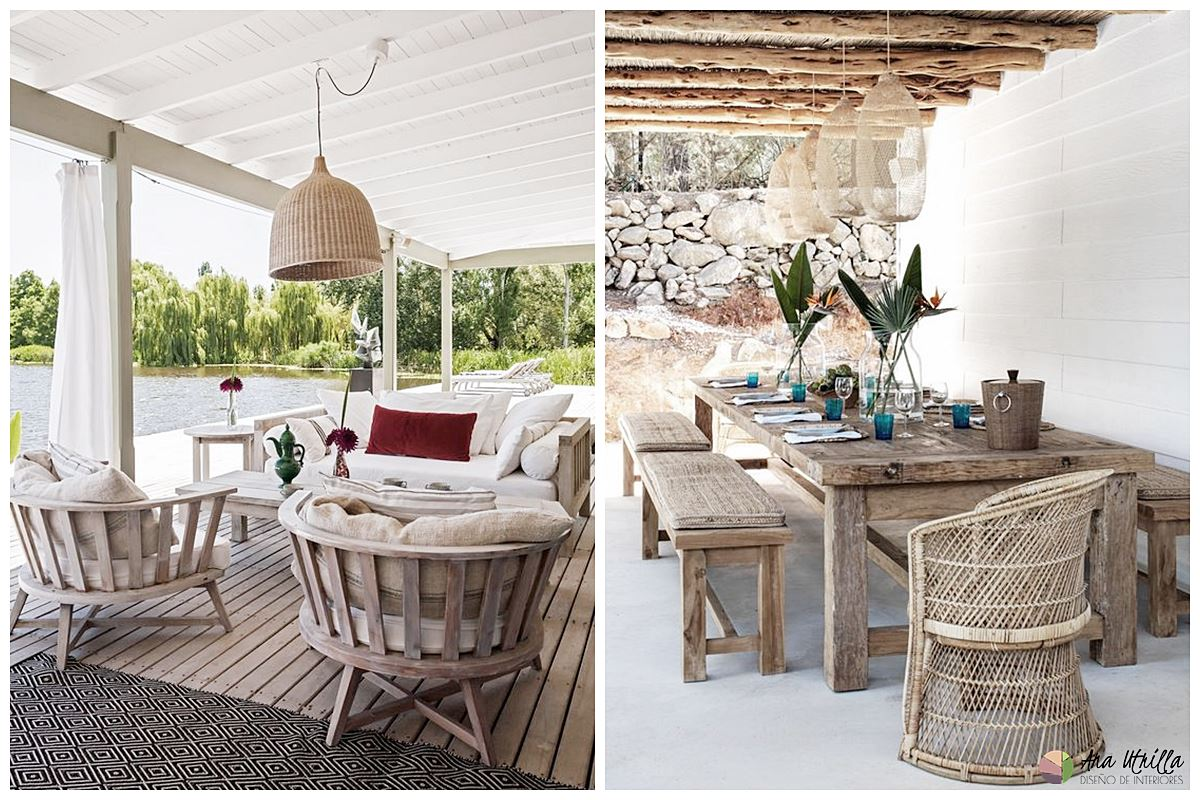 7 consejos para conseguir una terraza de la que no quieras - Muebles para terrazas exteriores ...