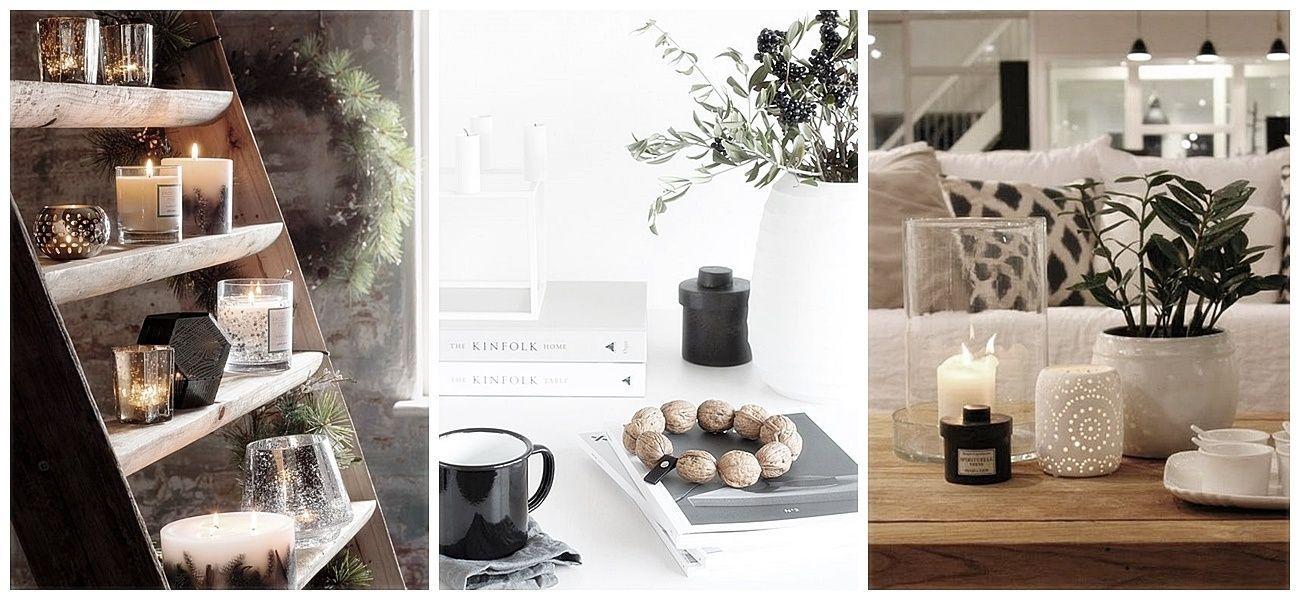 Velas aromáticas, fragancias frescas y relajantes, para un ambiente acogedor @Utrillanais