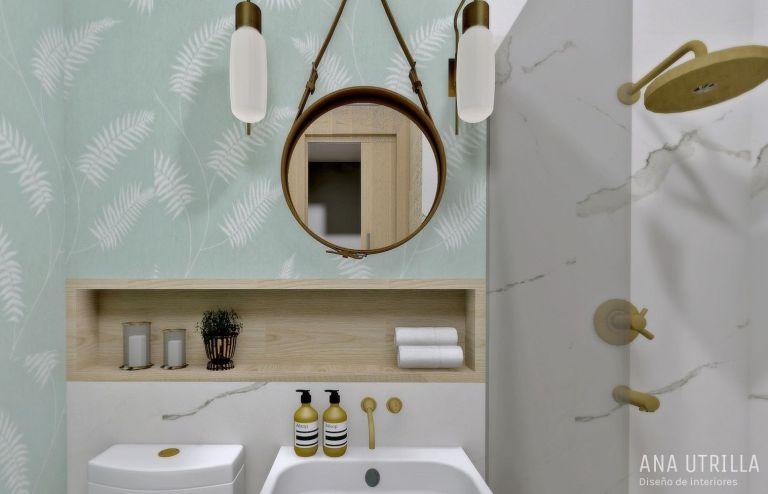 CÓMO DISEÑAR EL BAÑO QUE TÚ Y TU FAMILIA SE MERECEN proyecto de diseño de interiores en Valladolid por @Utrillanais