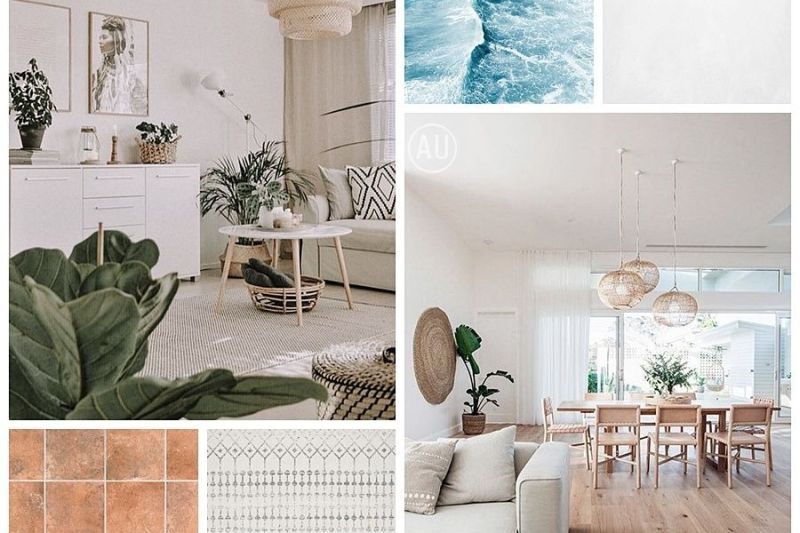Proyecto de interiorismo residencial en Alicante para un salón comedor de estilo nordétnico industrial por @Utrillanais