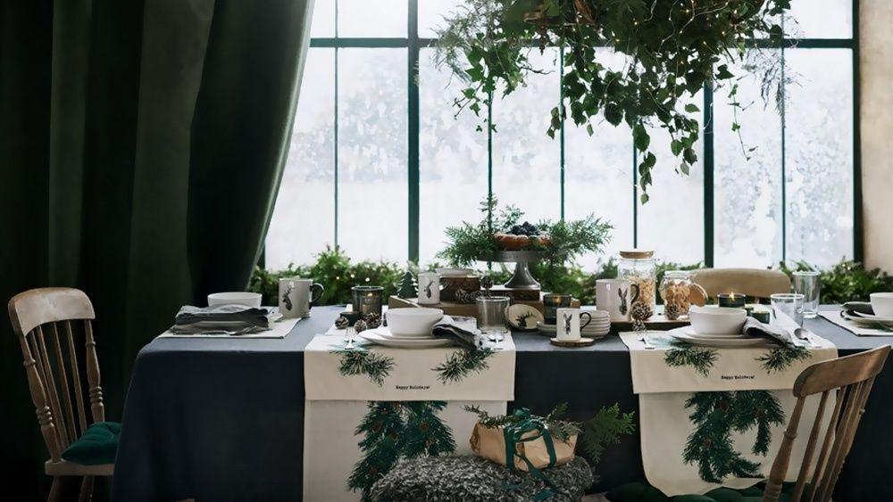 Combinaciones de colores que nunca fallan para decorar tu casa con la Navidad @Utrillanais