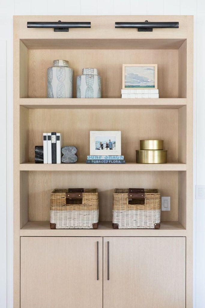 Pon el broche a tu decoración con detalles metálicos, proyecto Studio McGee