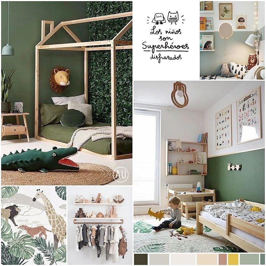 Proyecto interiorismo de habitación infantil