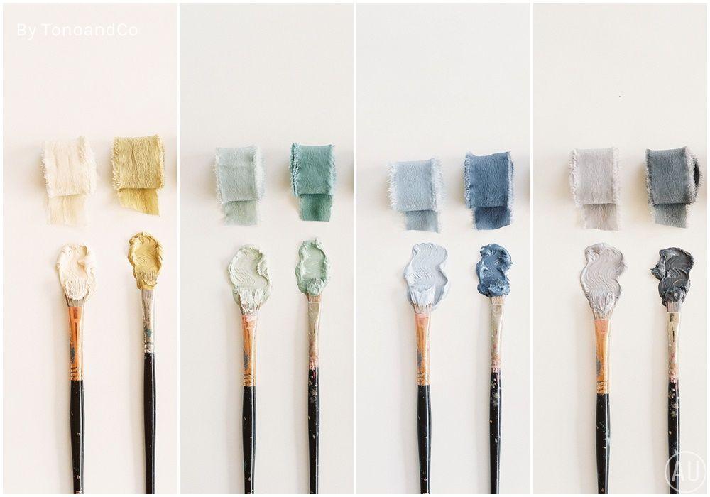 Pintar con tonos poco saturados, pálidos, tus paredes oscuras, consejos para iluminar una habitación oscura @utrillanais