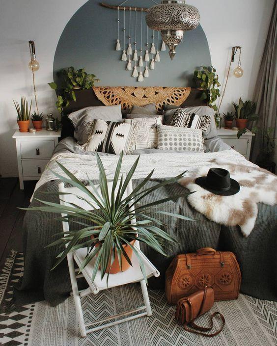 Habitación de estilo vintage-industrial con todo a la vista, beneficios de un buen interiorismo de tu hogar para tu salud @Utrillanais
