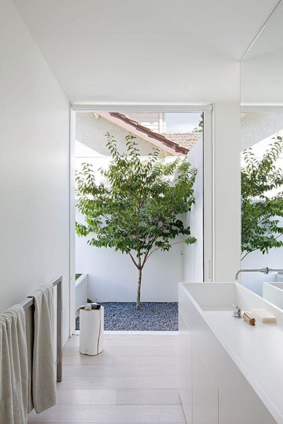 Tendencia en estilos de decoración de interiores Mindfulness, interiores serenos en armonía de tonos neutros @Utrillanais