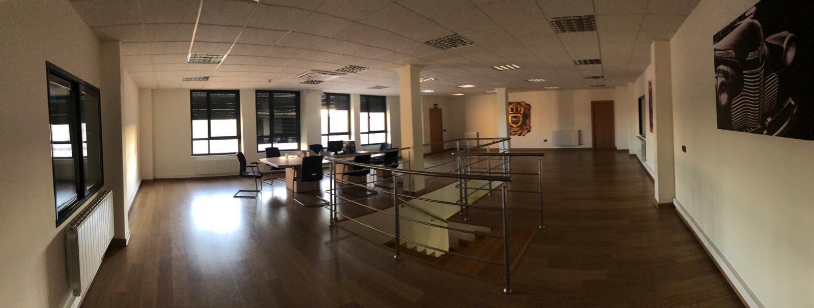 Estado inicial de los espacios de oficinas en Salamanca, proyecto interiorismo online @Utrillanais
