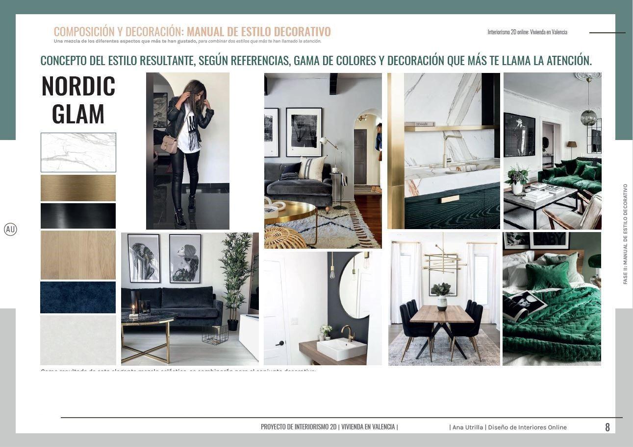 Manual de estilo decorativo, paso previo y necesario antes de seguir con el interiorismo de tu hogar #AnaUtrillaInteriorismo #Manualdeestilodecorativo @Utrillanais